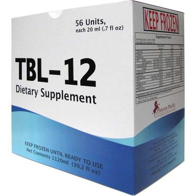 56 x TBL12/SeaCare Immune Support Formula